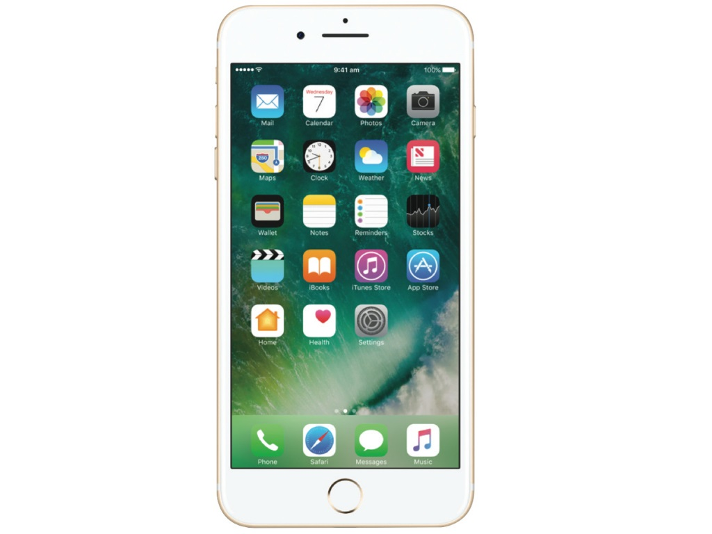 the newest iphone atehno apple iphone 7 plus 32gb gold экран 5 5 13099
