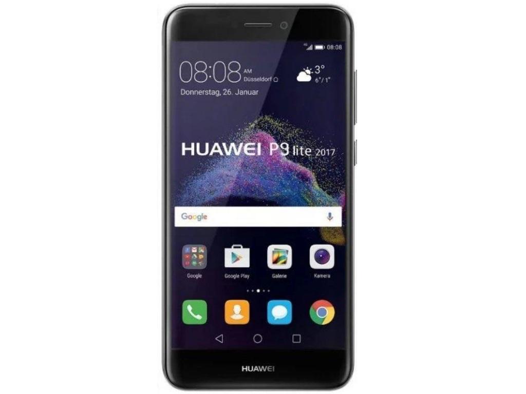 Huawei P9 lite 2017 Dual Sim Black, 1080 x 1920 pixels 5 2